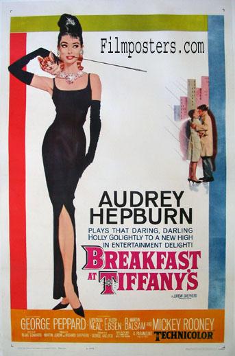 Breakfast at Tiffanys Pris: 7.500 (omkr. 52.500)