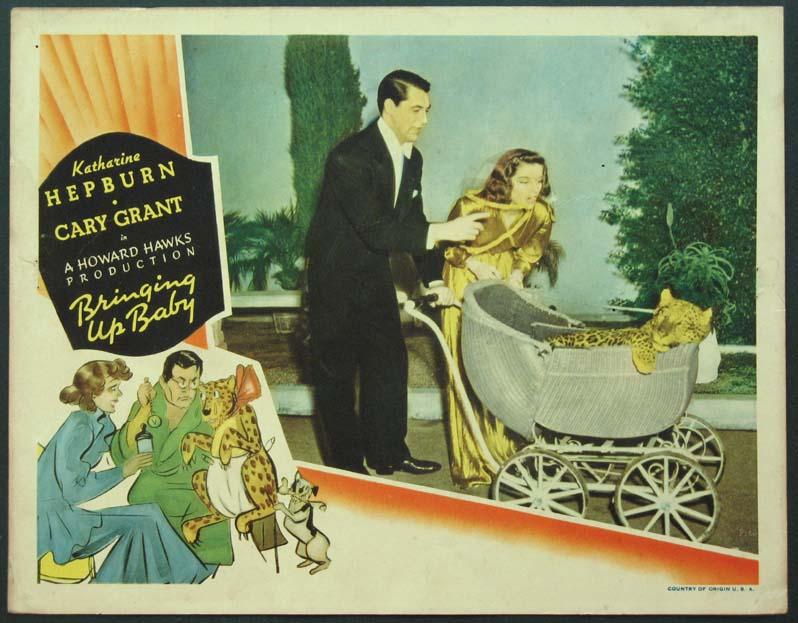 Bringing Up Baby (1938) Pris: USD 2.500:- (Omkr. SEK 17.500:- )