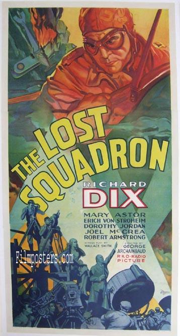The Lost Squadron (1932) Pris: USD 15.000:- (omkr. SEK 105.000:- )