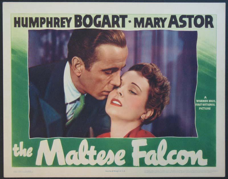 The Maltese Falcon Pris:USD 3.500:- (omkr. SEK 24.500:- )