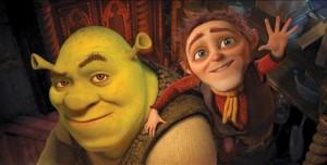 Shrek 4 - Shrek Forever After