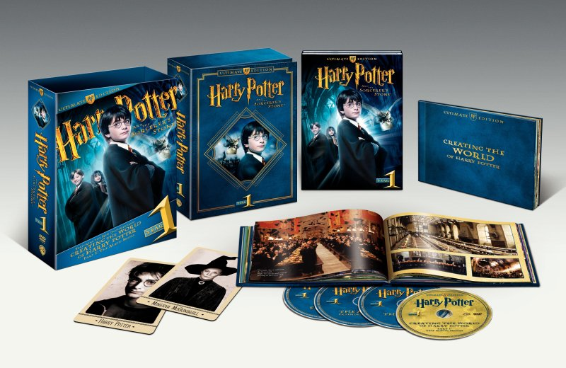 Harry Potter and the Sorcerers Stone - Ultimate Edition