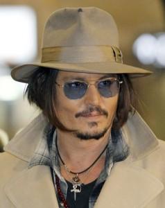 Johnny Depp i Tokyo