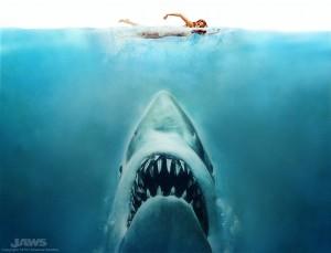 Hajen kommer på Blu-ray