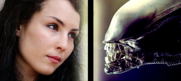 Noomi Rapace i Alien-Prequel?