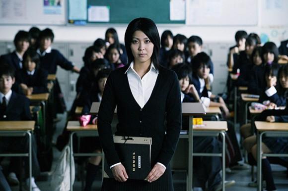 """Filmen """"Confessions"""" av Tetsuya Nakashima"""