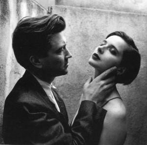 David Lynch och Isabella Rossellini