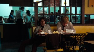 Hoffman och Redford i All the President's Men