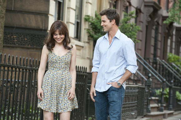 Something Borrowed - Rachel och Dex
