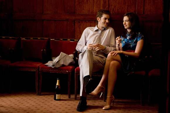 Jim Sturgess och Anne Hathaway i En dag (One Day)