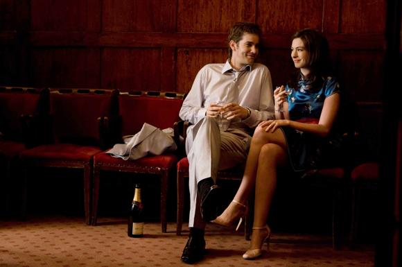 Jim Sturgess och Anne Hathaway i En dag (One Day)