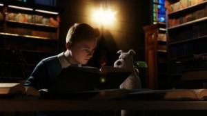 Enhörningens hemlighet - Tintin & Milou