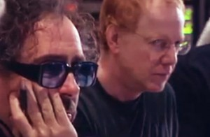 Tim Burton & Danny Elfman jobbar tillsammans