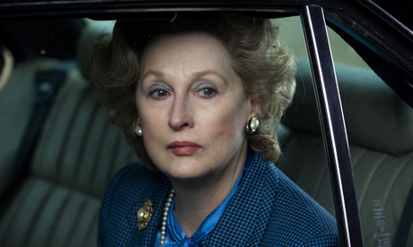 """The Iron Lady"" The Movie about Margaret Thatcher starring Meryl Streep"