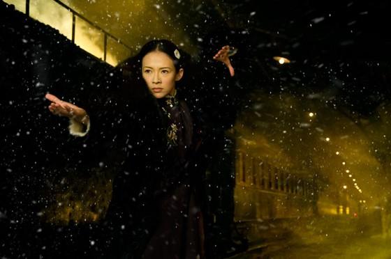 The Grandmaster, directed by Wong Kar Wai
