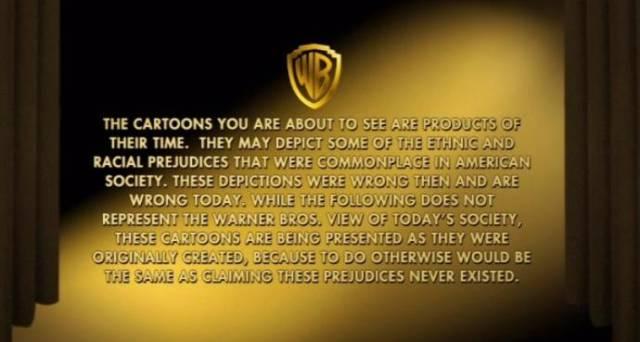 Warner-brothers-om-rasism-i-tecknade-filmer