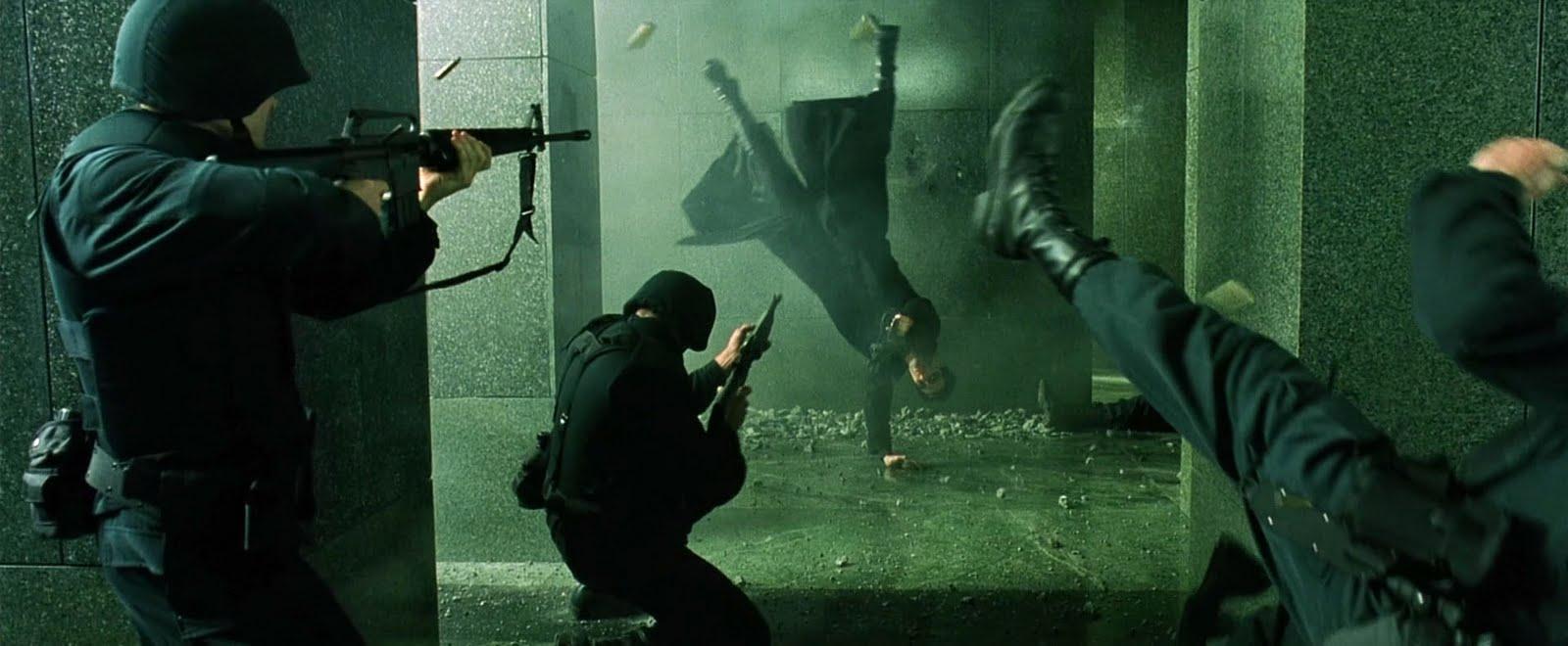 Matrix-scene