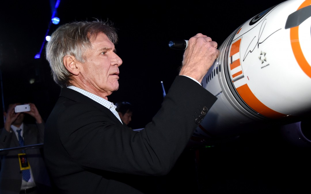 STAR WARS – THE FORCE AWAKENS – Bilder från världspremiären! (79 bilder)