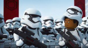 5 lego star wars kortfilmer