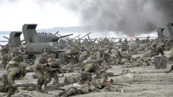 Steven Spielberg Save Private Ryan