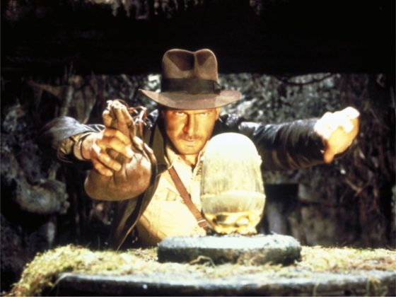 Steven Spielberg - Raiders of The Lost Ark