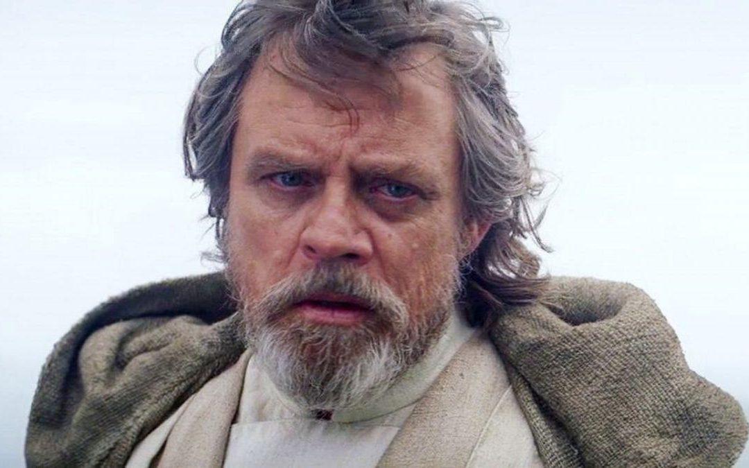 Mark Hamill gillar inte Lukes utveckling i Star Wars Episode 8, The Last Jedi