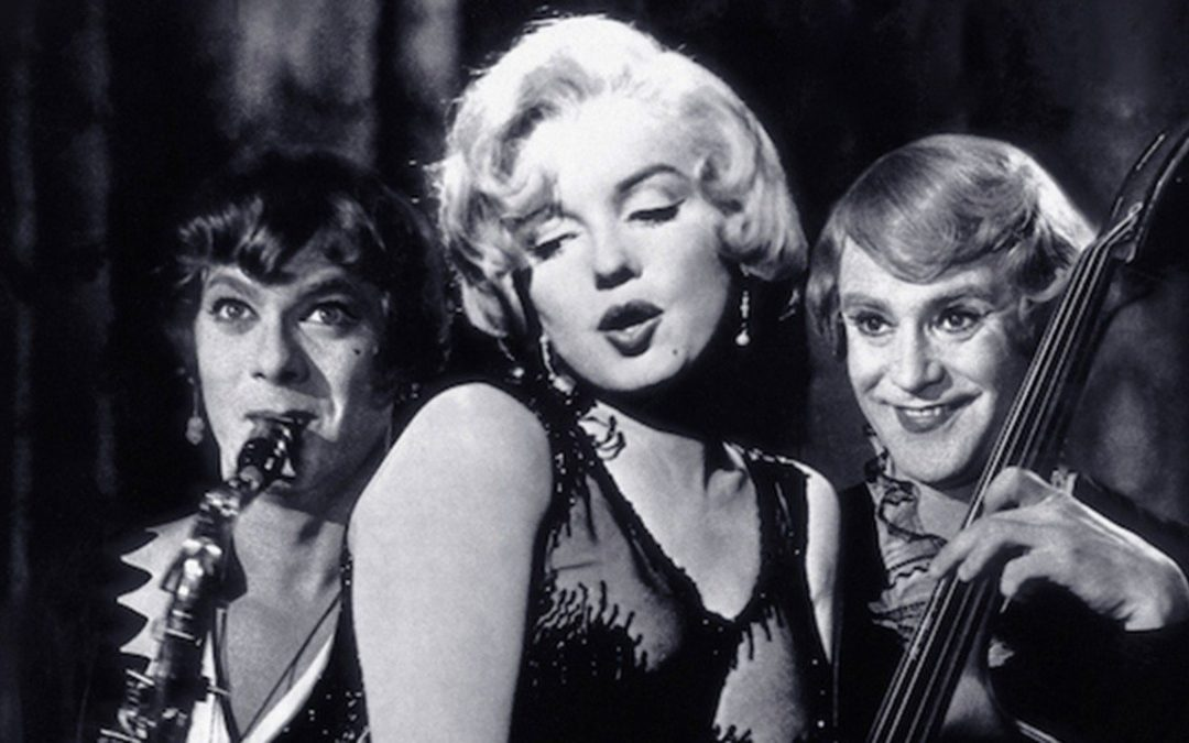 Some Like it Hot (I hetaste laget, Billy Wilder, 1959)
