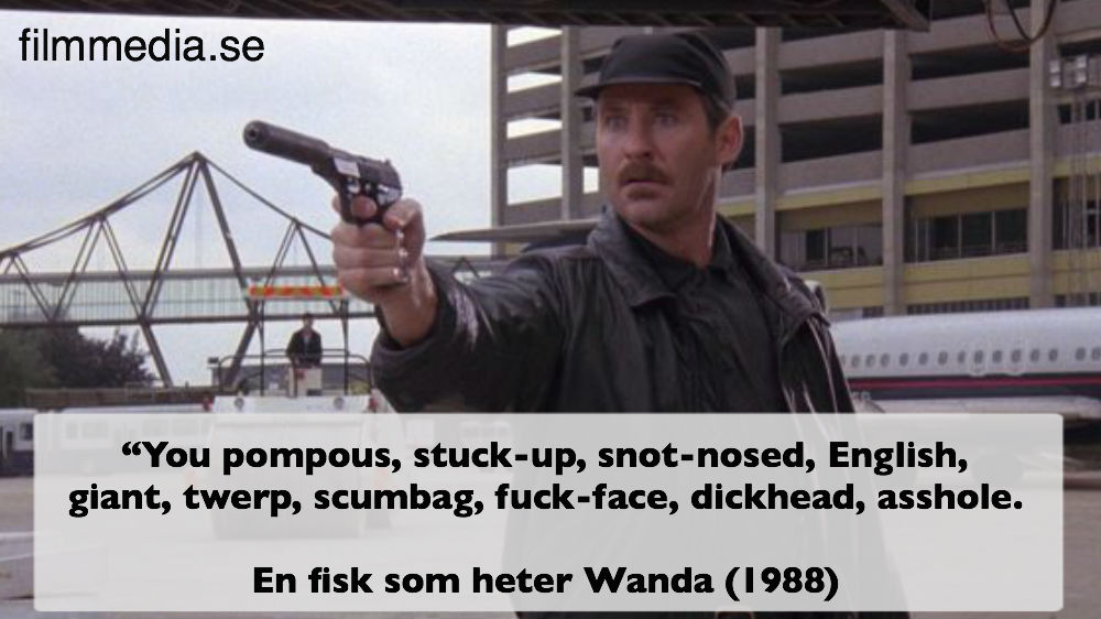 A Fish Called Wanda 1988