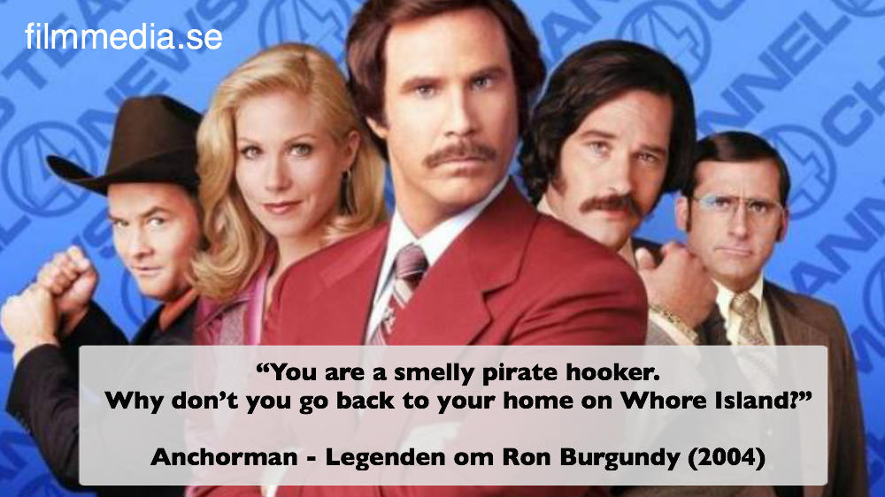 Anchorman - Legenden om Ron Burgundy