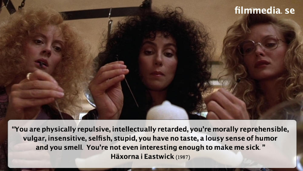 Hxorna i Eastwick 1987