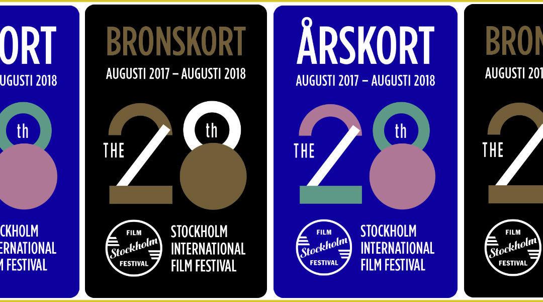 TÄVLING! Vinn årskort till Stockholms Filmfestival 2017!