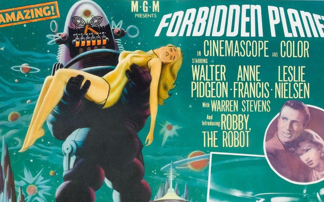 Filmklassiker: Forbidden Planet (1956)
