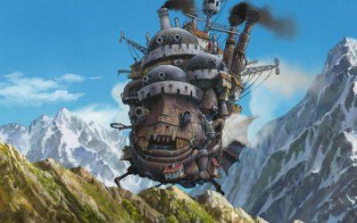 Filmtips: Det Levande Slottet