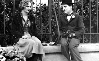 Filmklassiker: Stadens Ljus (City Lights, Chaplin, 1931)