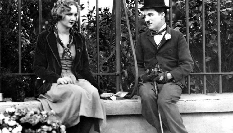 Filmklassiker: Stadens Ljus (City Lights, Chaplin, 1931)