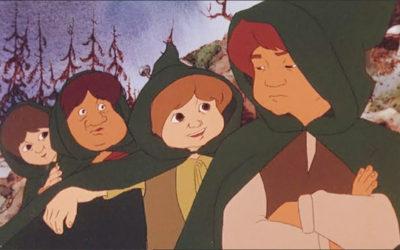 Lord of the Rings blir TV-serie…. Fast inte riktigt ändå.