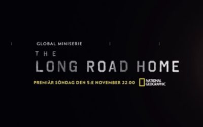 Reklamsamarbete, sponsrad video: National Geographic – The Long Road Home
