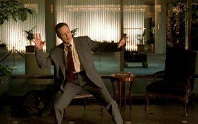 Christopher Walken dansar genom 50 filmer (Video/Supercut)
