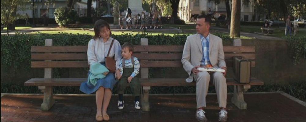 Forrest Gump i backspegeln, 25 år senare