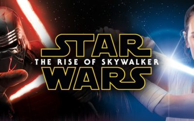 Star Wars: Episode IX – The Rise of Skywalker (2019) | Recension av slätstruken rymd-smörja