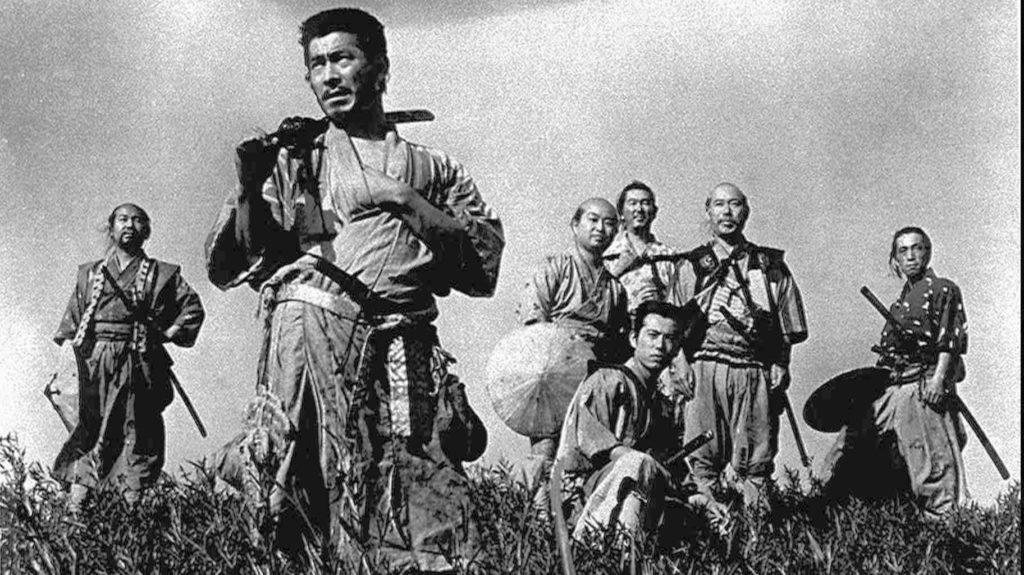Sju Samurajer - Akira Kurosawa